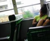 バスで北谷へ
