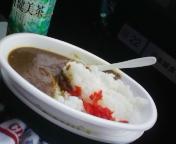 甲子園レポ ご飯